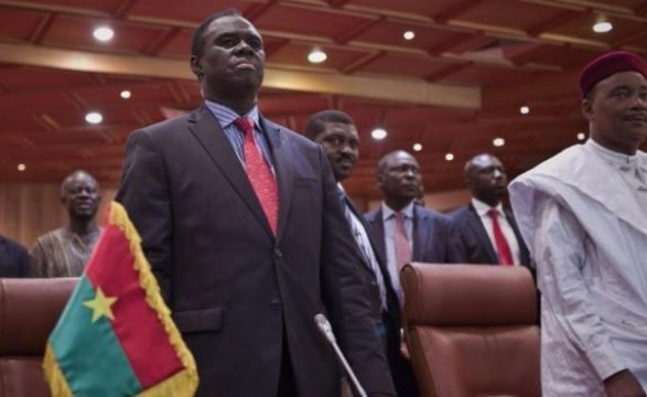 Presidente do Burkina Faso retoma o poder