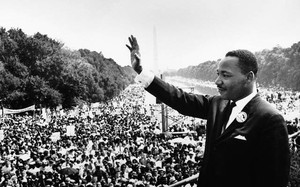 Mundo Recorda Martin Luther King
